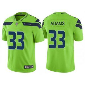 Seattle Seahawks Jamal Adams Green Jersey